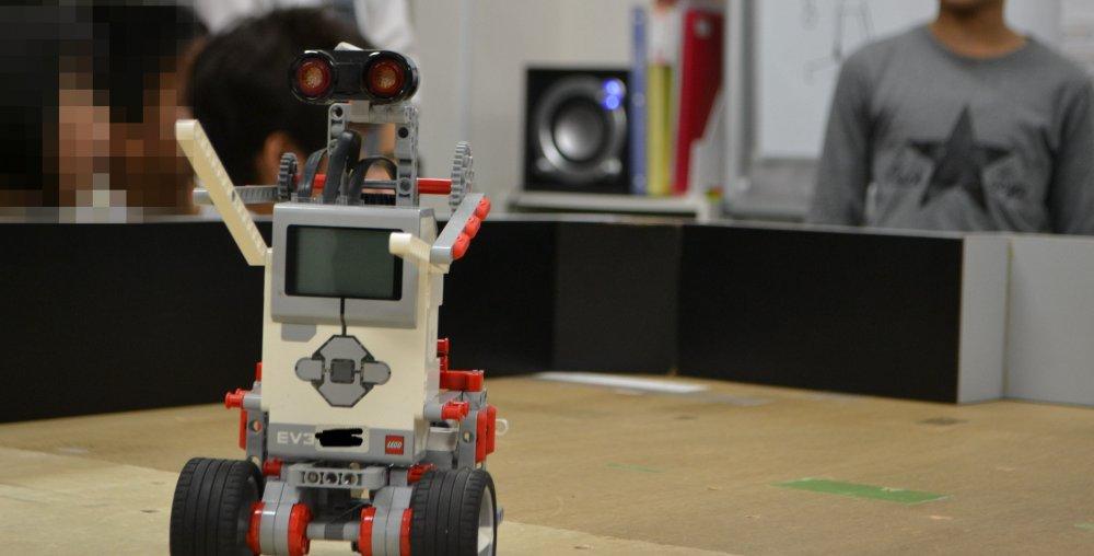 ロボット教室ふじみ野校でロボットダンス競技を行いました!