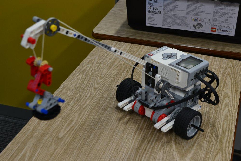 2018年 ロボット教室 春季講習プレスクールのご案内 クレファスふじみ野校