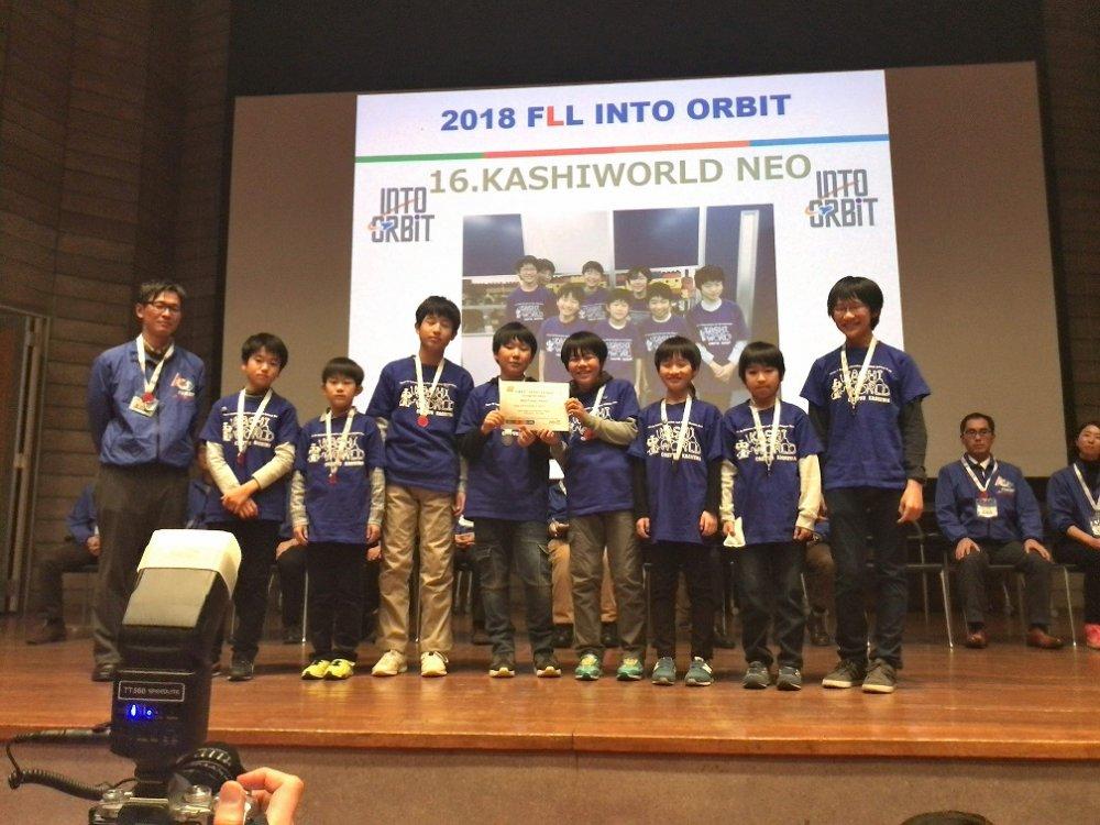 ロボット教室クレファス柏校がFLL全国大会出場決定&ベストポスター賞獲得!