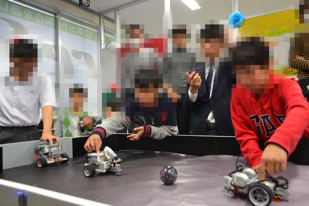ふじみ野ロボット教室の集大成!学期末発表会を行いました!!