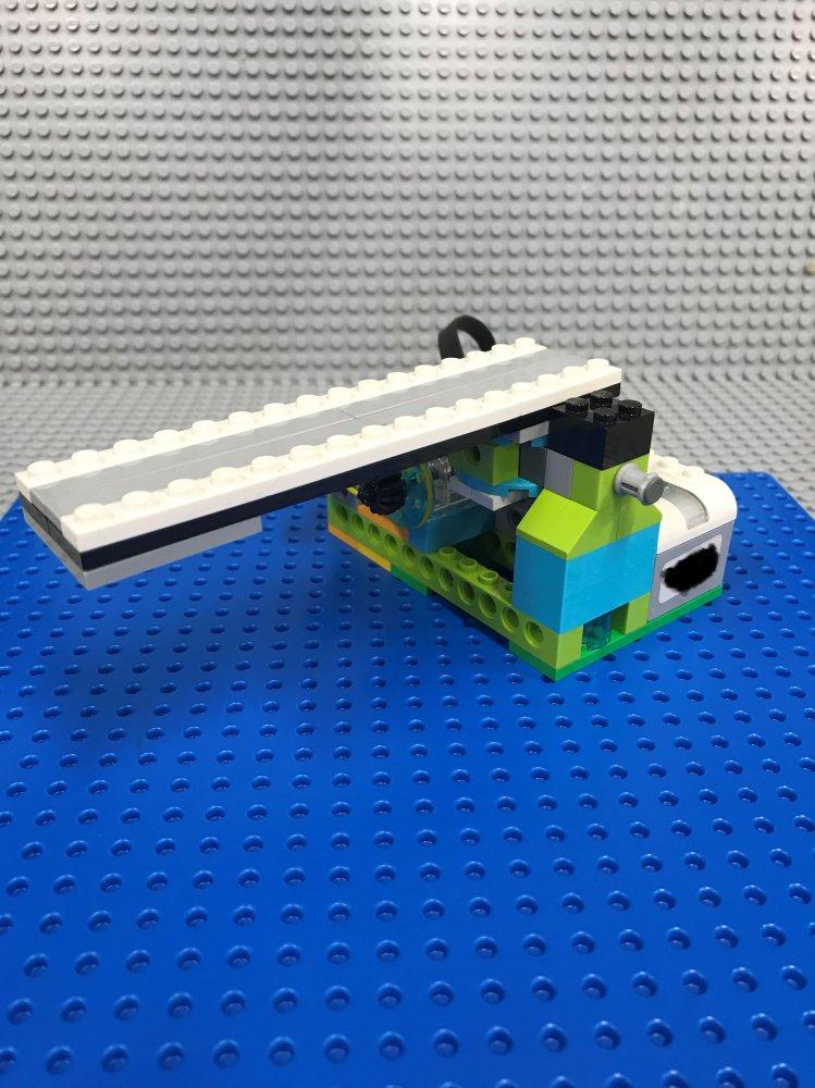 プログラミングで橋をつくろう!ロボット教室ふじみ野校で動く橋、はね橋をつくりました!