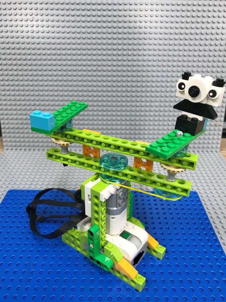 滑車のしくみをもっと知ろう!ロボット教室ふじみ野校でスピンボードを作りました!
