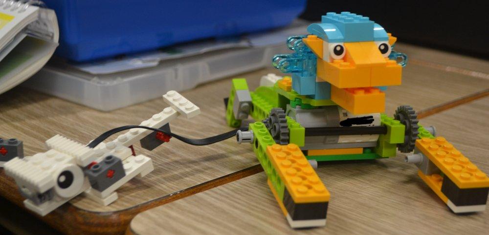 サバンナってどんなところ?ロボット教室ふじみ野校に通っている生徒さんがライオンロボットを作ってくれました!