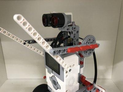 ロボットうら話~ダンスロボットに使われたリンク機構について~