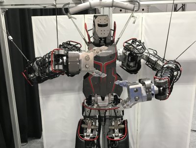 ロボットのお祭り!国際ロボット展に行ってきました!