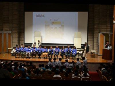 ふじみ野のロボット教室からレゴ競技(FLL)の世界大会へ!