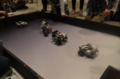 ロボット教室の祭典!クレファスカップ全国大会!1日目レポート!
