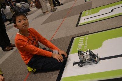 ロボット教室全国大会 クレファスカップ2日目パート①