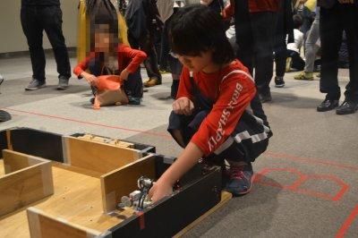 クレファスカップ2日目!今回は迷路脱出ロボット競技の特集です!
