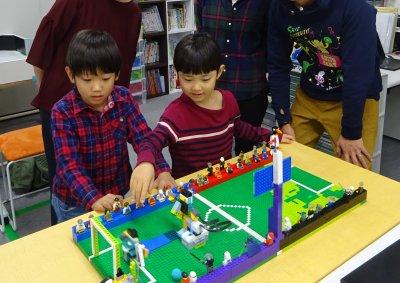 仙台市宮城野区のロボット教室 クレファス仙台