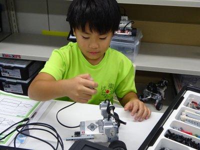 仙台市青葉区から通うロボット教室 クレファス仙台