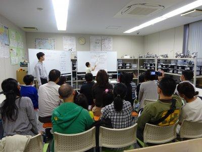 仙台市太白区から通うロボット教室 クレファス仙台