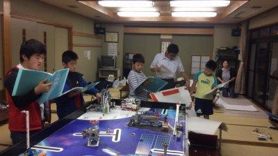 ロボット教室ふじみ野校が全国大会に挑戦!今年の戦略は!?