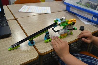 ふじみ野のロボット教室にジェットコースター!?身の回りのふしぎを装置を使って解明!