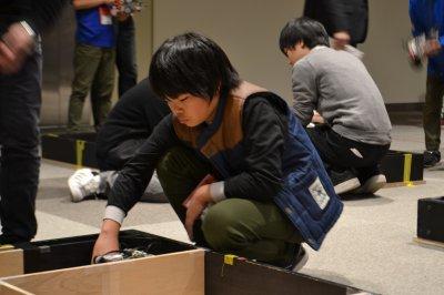 クレファスカップ迷路競技!ロボット教室ふじみ野校から初出場の生徒さんが大健闘!