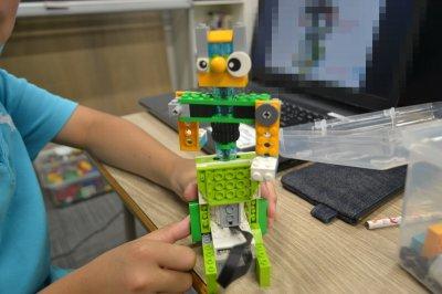 ロボットゆうえんちを作ろう!ロボット教室ふじみ野校でロボットを使った実験をしてみよう!